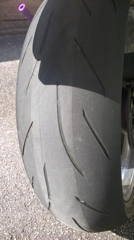 Bridgestone S21 auf SC28