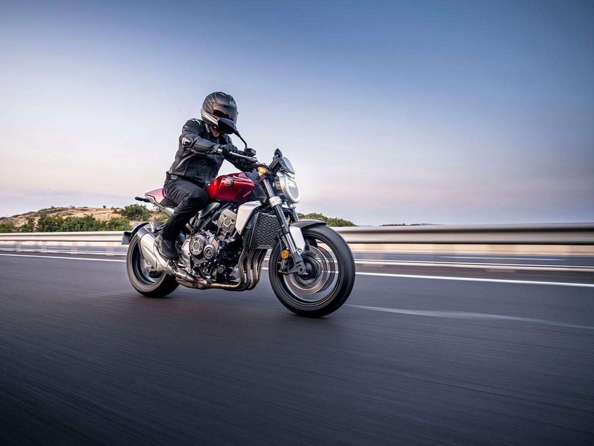 Honda CB1000R SC80 - Modell 2021