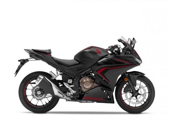 Honda CBR500R (PC62) 2021