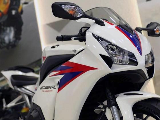 Honda CBR1000RR Fireblade 2012