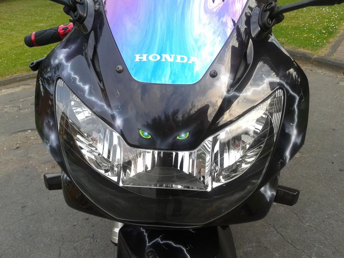 Honda 900sc44