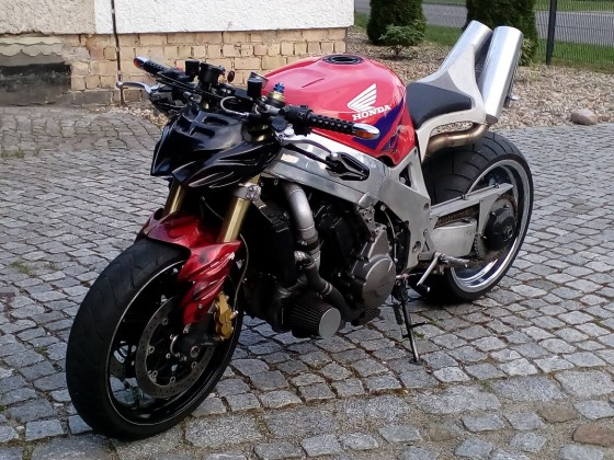 CBR 1100RR Turbo
