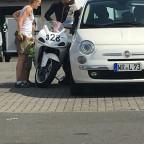 Mobile Tankstelle in Oschersleben ;)