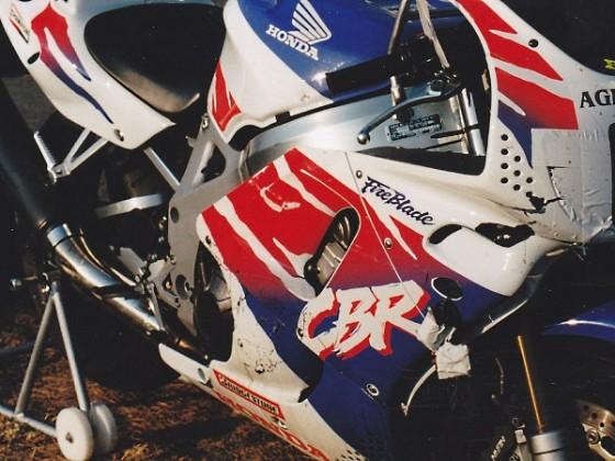 Brünn 1995 - Highsider