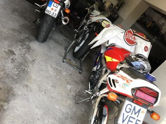 2x sc33 1x NSR 250